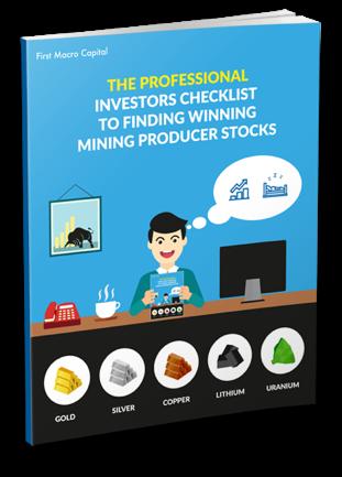 The Professional Investors Checklist